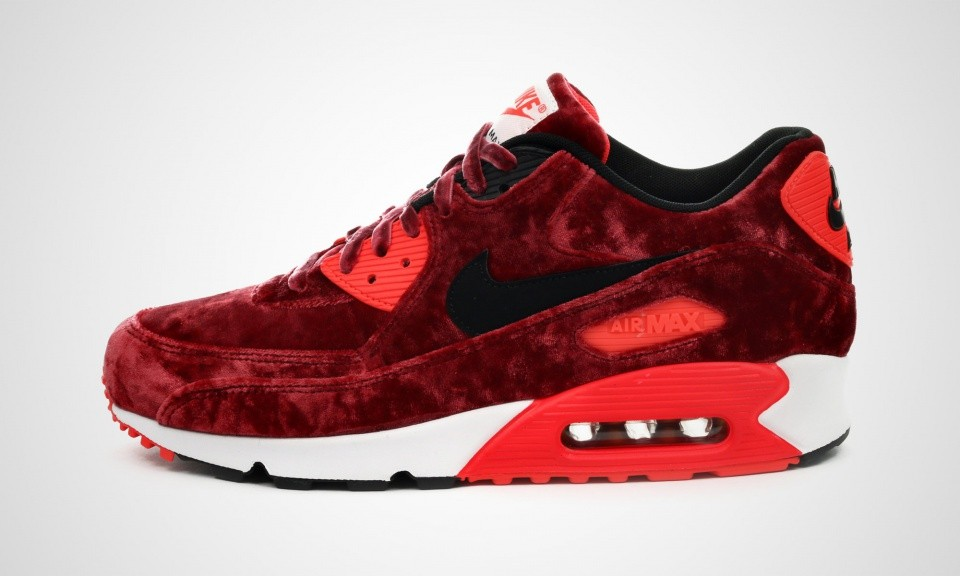 air max hommes rouge