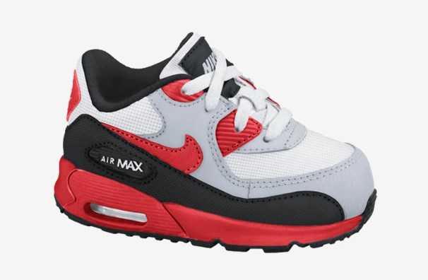 air max enfant rouge