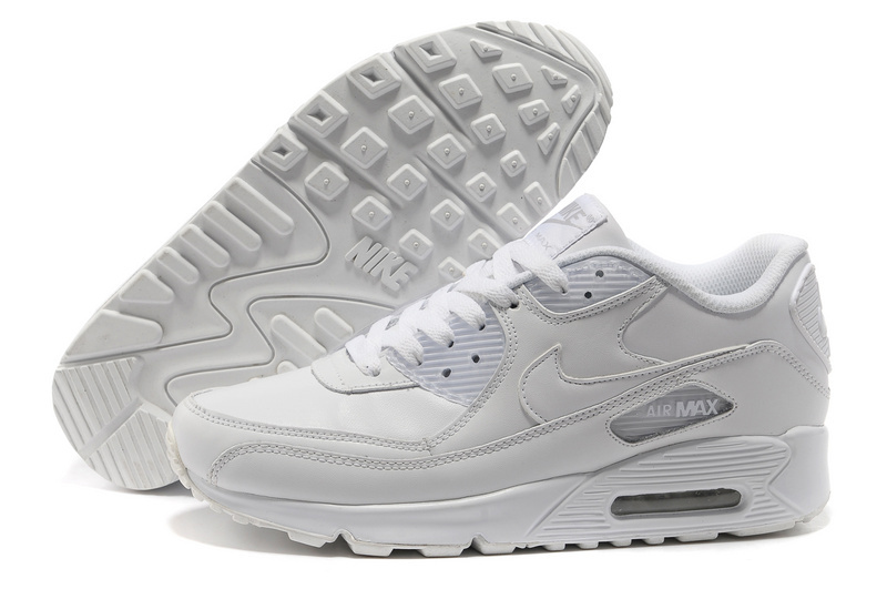 air max blanche solde