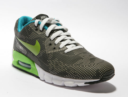 new concept 70e26 f501e ... chaussures nike air max 90 current moire NUM- 153z  femme ...