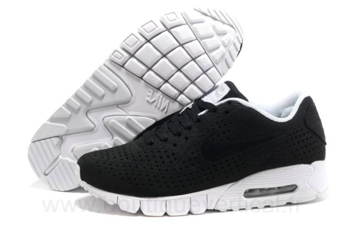 quality design 8b05d 3d59f ... chaussures nike air max 90 current moire NUM- 153z  Femme Chaussures ...