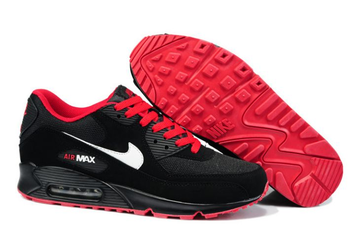 nike air max 90 noir rouge