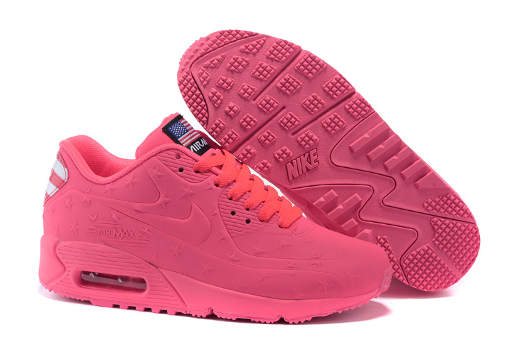 new concept 6dc9a 5a719 air max 90 independence day rose Looking pQjlLbf