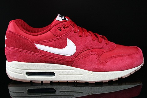 air max 1 rouge homme
