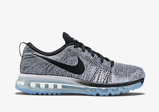 nike flyknit air max grise femme NUM oDTabnlP