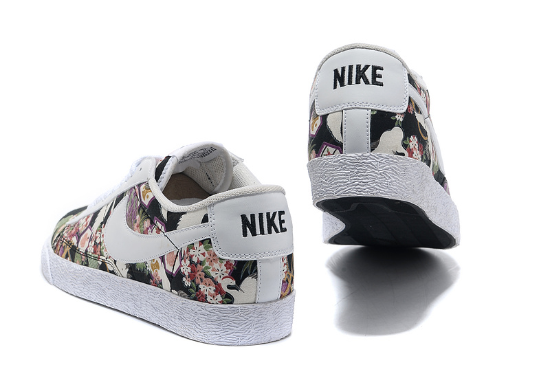 basket nike blazer low