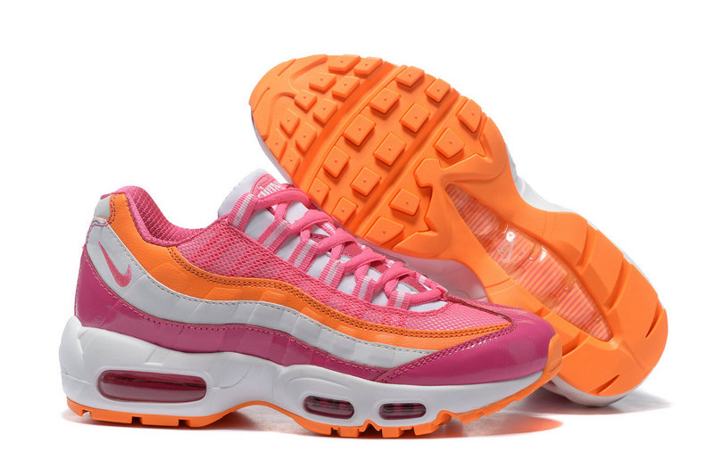 wholesale dealer 710fe b40a1 ... canada air max 95 rose et orange op t r d7lognl 2bafb 0ac36