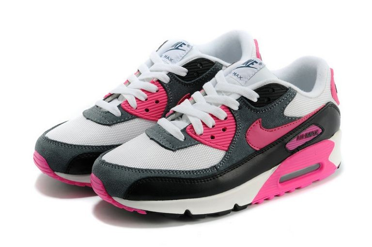 air max rose et grise