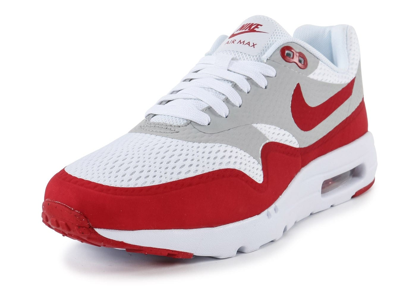 bas prix 6d64d 5b03c real nike air max 1 essential femme rouge 5612c 4a4f4