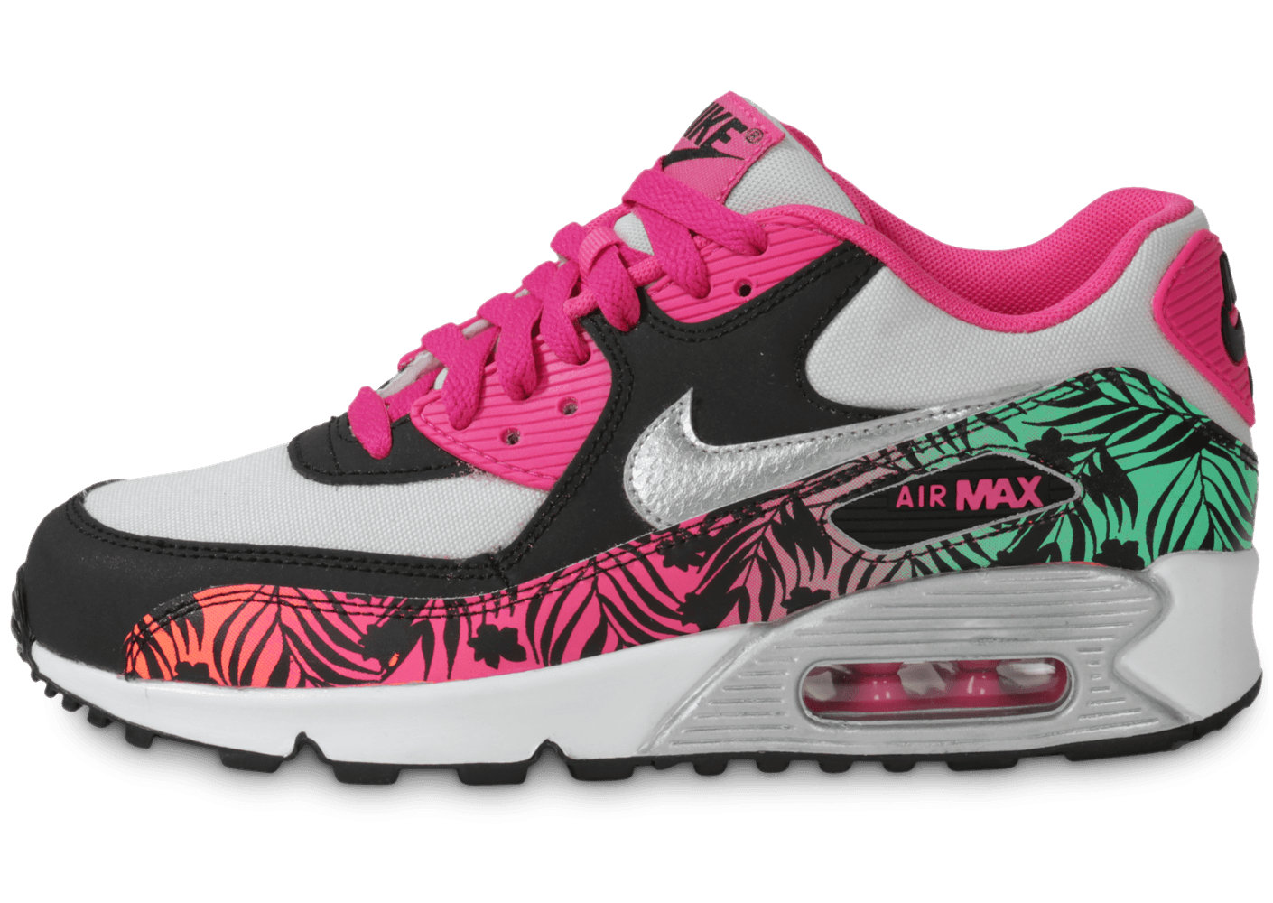chaussures sport fille air max 90 junior de nike SEG0 LTGWyzkik