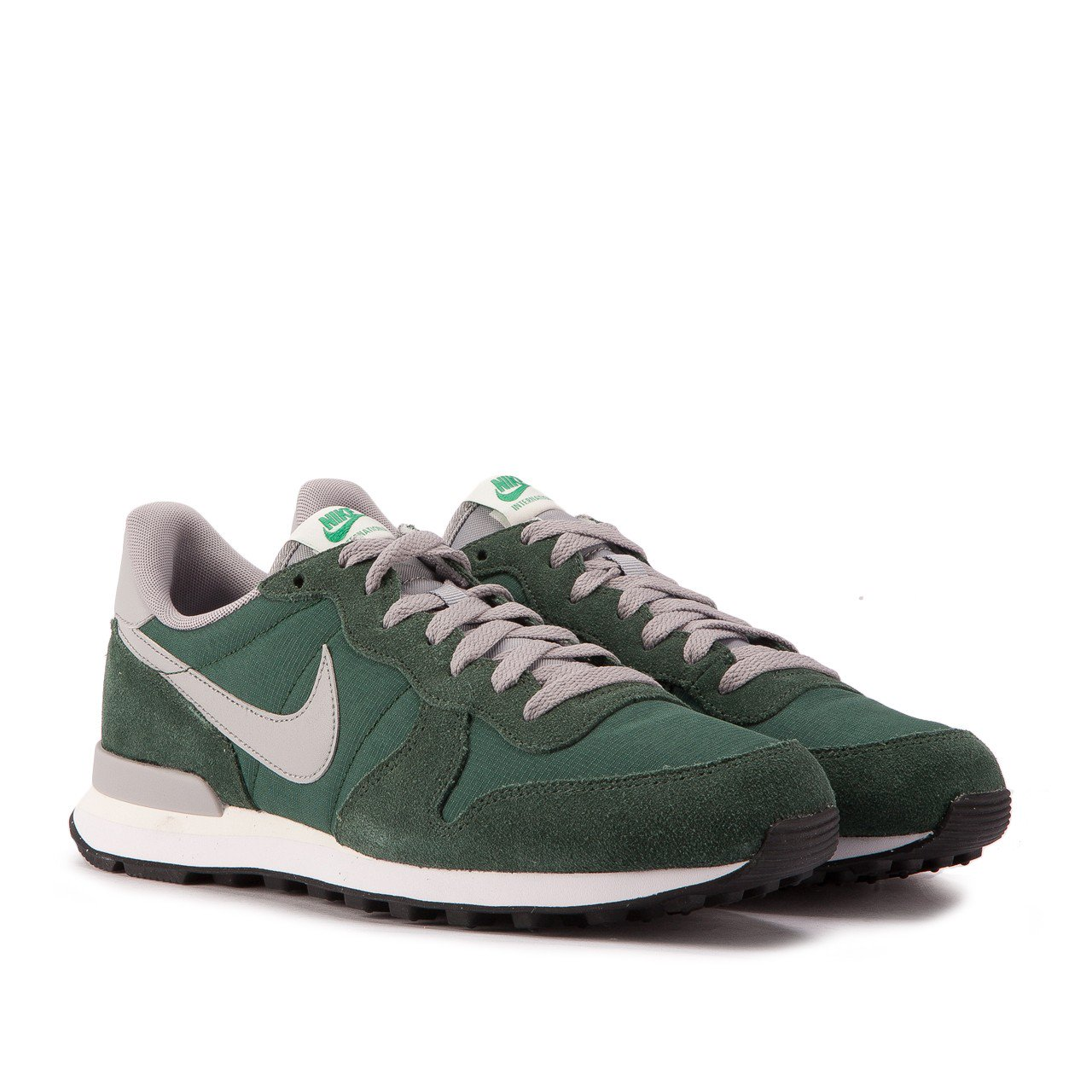 best service e65e7 2dbcd ... amazon nike internationalist beige green num zbvsw d1c6b aaa06