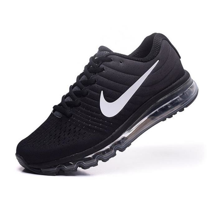 Nike Air Max 2017 noire femme Chaussures Baskets femme