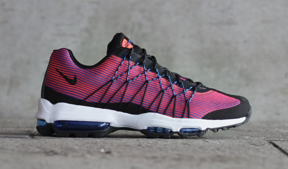 wholesale low cost innovative design air max 95 rose enfant