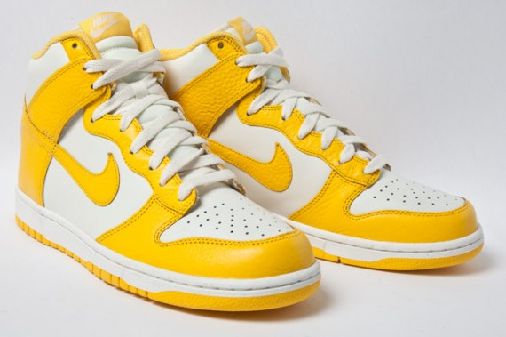 on sale ed772 41445 ... sweden nike dunk high yellow looking jxozzmw 13cc1 36774