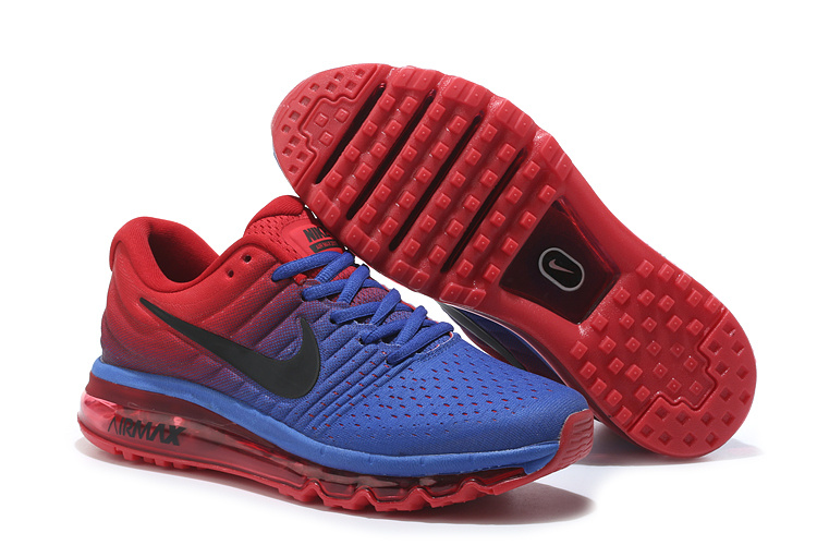 air max bleu rouge