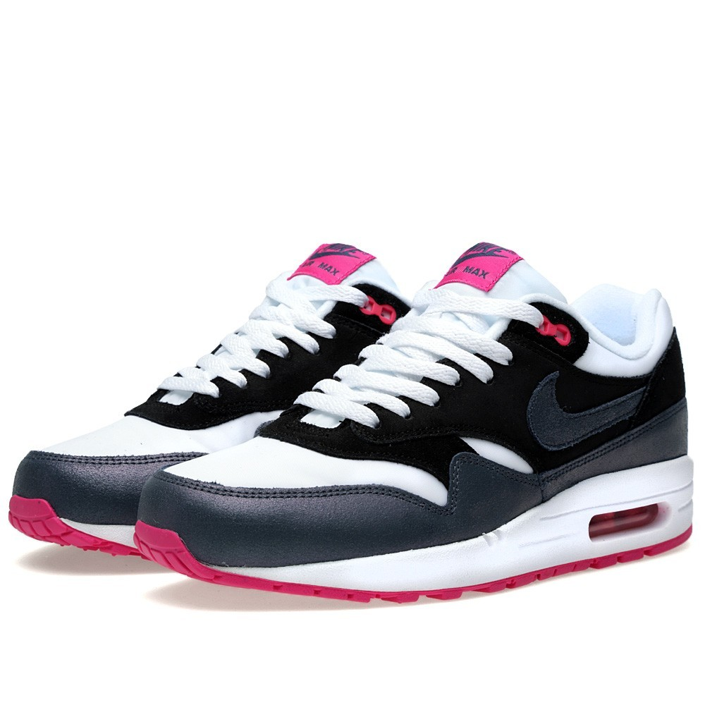 new arrivals 10984 4fce0 Rose Noir 9wtu Air Max 1 Looking Nike Gris fqzSn