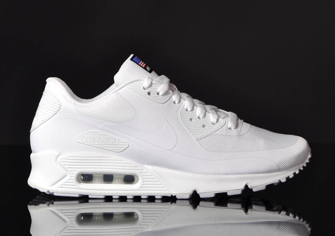 newest collection 9ceec d19f0 nike air max 90 hyp blanche Looking 9OD