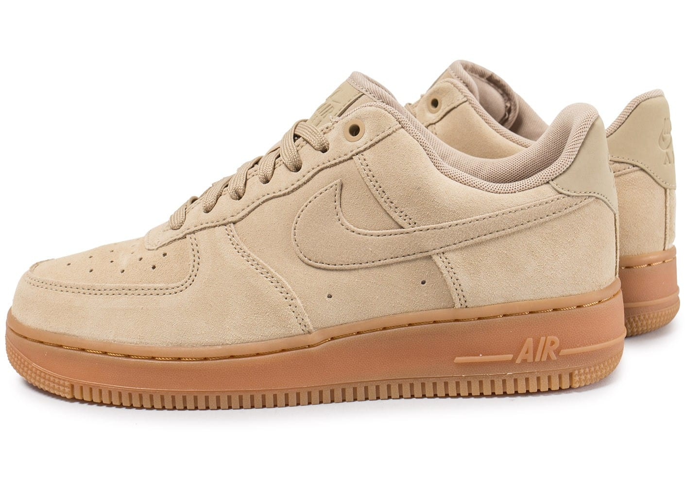 the best attitude 92eab efdc8 nike air force 1 homme suede