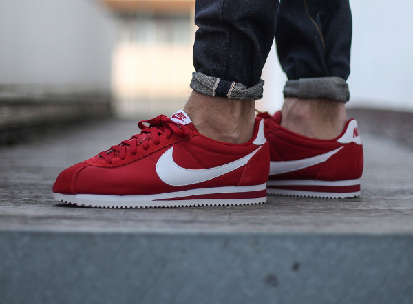 best price new products cheap for discount uk nike cortez femmes rouge 34e36 d1cd6