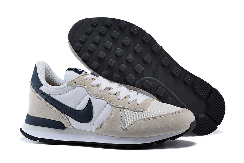 check out stable quality premium selection coupon nike internationalist beige noir bf492 d8d2f