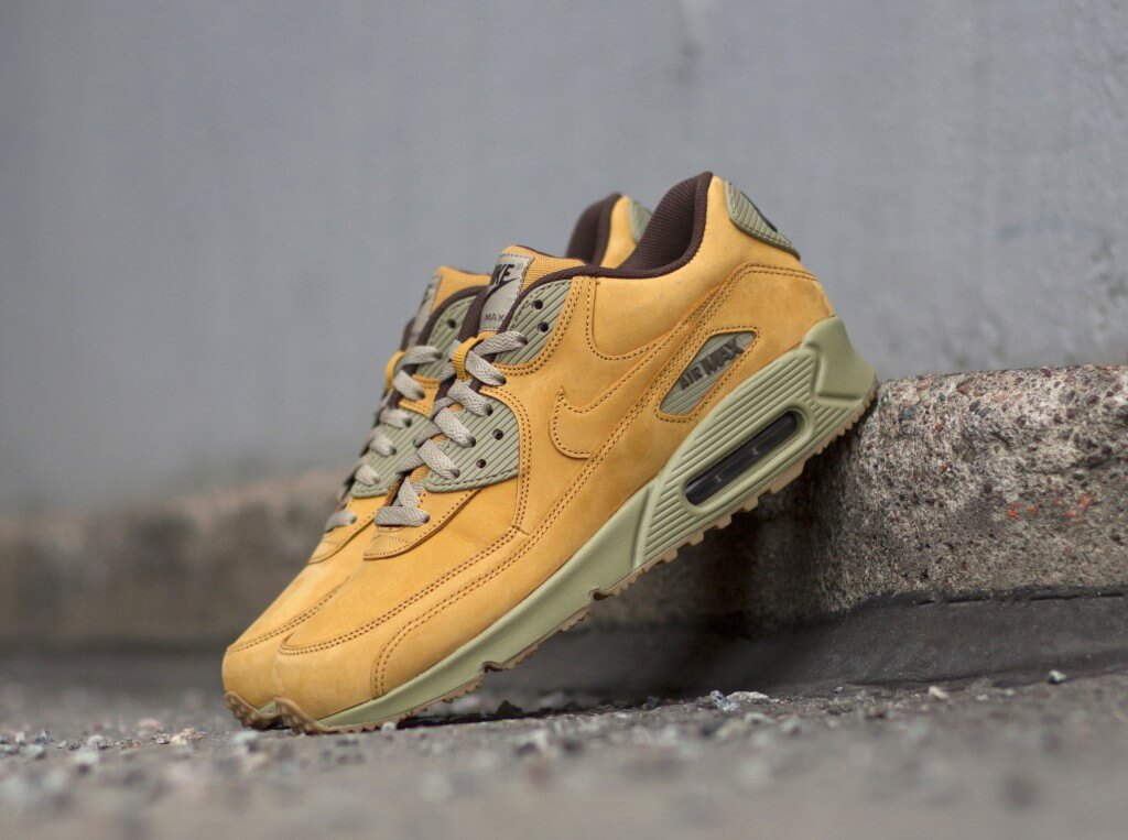air max beige leather