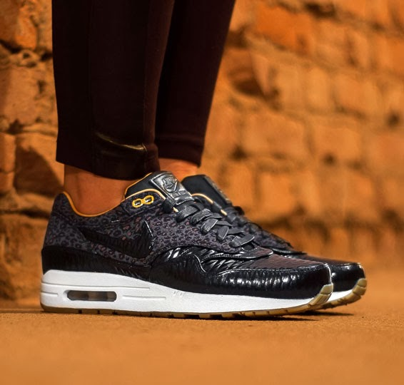 nike air max 1 fb woven quilted leopard LIST FlhguZAOV
