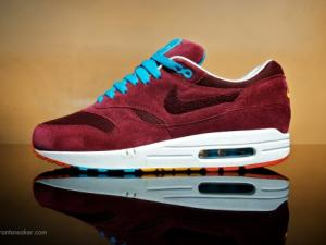 air max one bordeaux rood