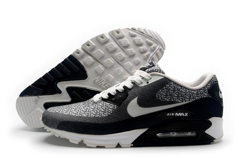 huge sale 50% off best prices nike air max 90 noir et blanche homme solde